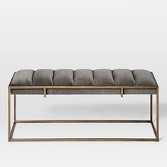 Fontanne Upholstered Bench | west elm