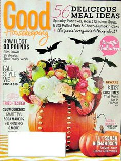 Buy any of our maazines and get another for 50% off. How I Lost 40 Pounds, Good Housekeeping Magazine,October 2014