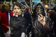 Amazing Dishonored Cosplay! Dat Mask, waant! :0