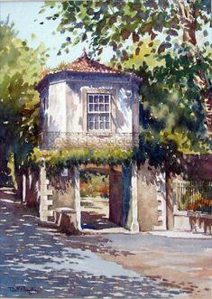 Sulu boya resimlerin teknik özellikleri - watercolorist - Blogcu.com