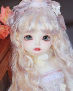 Beautiful Anime Girl, Beautiful Dolls, Cute Baby Dolls, Kawaii Doll, Doll Makeup, Realistic Dolls, Disney Tangled, Doll Tutorial, Creepy Cute