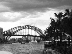 Good to be back #homesweethome  #sydney #sydneyharbourbridge #lunaparksydney by urbanrose82 http://ift.tt/1NRMbNv