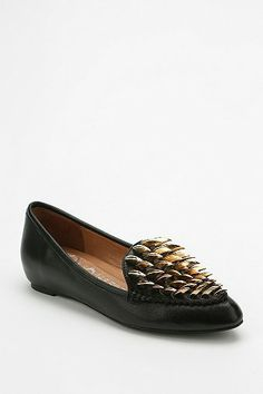 Jeffrey Campbell Clawed Spike Loafer