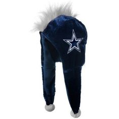 Dallas Cowboys NFL Mohawk Hat