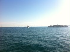Vuelta a puerto de Fuengirola