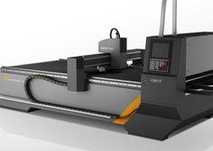 Machine Tools, Cnc Machine, 5 Axis Cnc, Cnc Controller, Cnc Software, Pc Cases, Machine Design, Exterior Design, 3d Printer