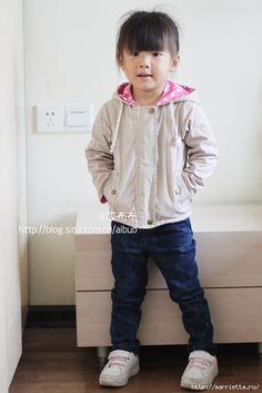 как сшить детскую куртку (15) (467x700, 187Kb)