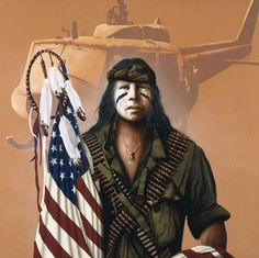 Saluting Our Native American Warriors ...