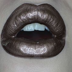 Lipstick Lipgloss Stormy Lip Lacquer by JLarueCosmetics on Etsy