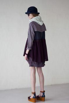 [No.10/55] UNDERCOVER 2012 春夏コレクション | Fashionsnap.com
