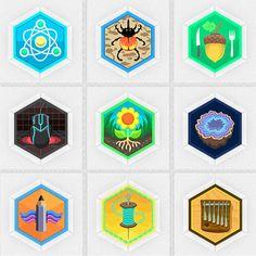 DIY Skill Badges