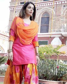 Only Suit Walian Kudiyan ( Patiala Salwar Suits, Shalwar Kameez, Punjabi Suits, Aditi Bhatia, Bridal Nose Ring, Punjabi Models, Punjabi Girls, Punjabi Fashion, Elegant Wedding Hair