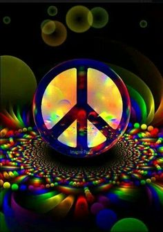 Peace glows within my soul. Hippie Peace, Happy Hippie, Hippie Love, Hippie Style, Hippie Chick, Hippie Things, Hippie Vibes, Bohemian Style, Peace On Earth