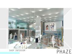 BHC Design School Project: Retail Design Presentation: 3D Presentation Student: Aimee De Villiers
