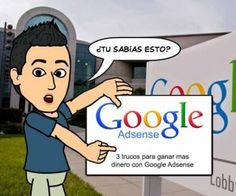 ¿Quieres ganar dinero con Adsense? Mira mi última entrada con 3 trucos que te harán ganar mas dinero con Google Adsense: http://www.publicidad-en-tu-web.com/trucos-google-adsense-ganar-mas-dinero/