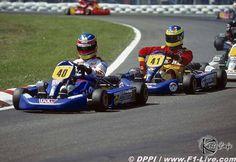 Fernando Alonso & Nicola Gianniberti