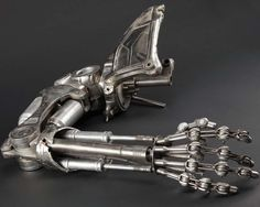 terminator robot arm - Google Search