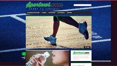 http://www.sportowi.com/  Strona z artykułami o sporcie: akcesoria sportowe, fitness, odżywianie,wydarzenia sportowe, zdrowie.