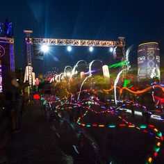 Can you feel the electricity? #LiveTheLife @Electric Run #BlankExtremeEntertainment http://blankextremeentertainment.com/