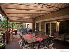 cov'd patio - See this home on Redfin! 9152 W 81st Ln, Arvada, CO 80005 #FoundOnRedfin