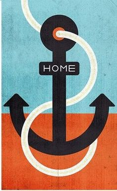 """Maybe a logo? Put """"THE HARBOR"""" instead of """"Home"""""""