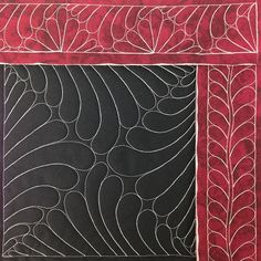 Fill with Feathers: Blocks, Sashing, Borders  - Class with Leah Day in NC April 2015 - Wish I could attend!
