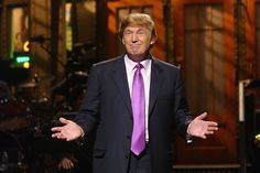 BC Refuses to Concede to Latinos' Call to Dump Trump's SNL Hosting Gig  An array of Latino leaders from Luis Gutierrez to the National Hispanic Leadership Agenda have been applying constant and critical pressure on NBCUniversal to rescind its invitation to have Donald Trump host the Saturday Night Live program on November 7. But the pressure, if noticed, has gone unheeded.