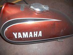 1973 Yamaha RT1 360 Enduro Disassembled Vintage Project   eBay