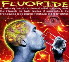 How to Remove Fluoride from Drinking Water ~ HealthyAeon
