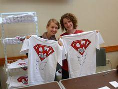 University of Dallas Career Services • @UofDallas #charityweek Day 1!