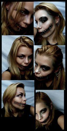 My Halloween look! =)