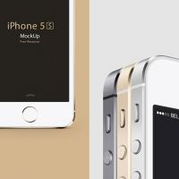 Download free high quality iPhone 5s mockup PSD - Psd Files. No waiting time required! Fast download.
