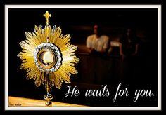 Find a Eucharistic Adoration Chapel Near You…
