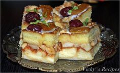 Yami Yami, Cooking Recipes, Healthy Recipes, Good Wife, Pie Dessert, Cake Cookies, French Toast, Waffles, Cheesecake