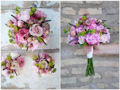 Bouquet peonias Mayula Flores