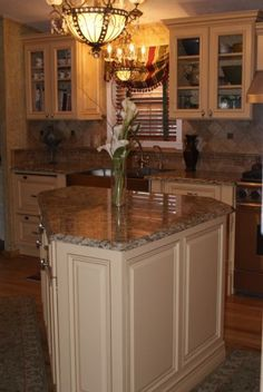Mobile And Manufactured Home Living French Country Gourmet Kitchen Remodel Design  Ideas Decorating Room Design