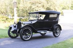 <b>1920 Dodge Brothers Series 20 Touring </b><br />Chassis no. 497740 <br />Engine no. 549971
