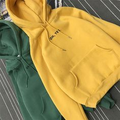 Simple+and+casual+hoodie+with+extra+warm+woolen+inside.  Color:+Yellow/White/Black/Green/Pink Size:+M/L/XL/2XL Measures: (M)+length+60+cm,+bust+98+cm,+sleeve+63+cm (L)+length+62+cm,+bust+102+cm,+sleeve+64+cm (XL)+length+64+cm,+bust+106+cm,+sleeve+65+cm (2XL)+length+66+cm,+bust+110+cm,+sle...