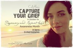 Capture Your Grief project - going to do this