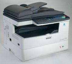 Imprimanta Multifunctionala Konica Minolta 131f fara chip; Functii : Imprimare, Copiere, Scanare, Fax, iFax: USB, Format: A4 - A5 550 LEI