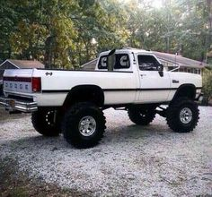 Love Them Older Trucks