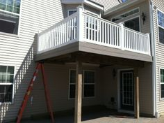 Built by Great American Deck Builder Find us at Great Railing