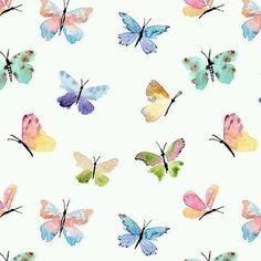 Butterfly art #butterflies #butterfliesofinstagram #butterflyart #pastelbutterflies #prettybutterfly #watercolourbutterflies #watercolour