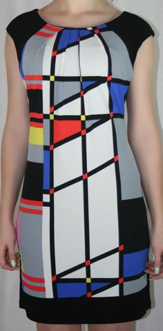 152700 Joseph Ribkoff spring 2015 #compositionIII #Mondrian Buy it: http://www.rosetreeboutiqueonline.com/detail.php?ProdId=9894050&CatId=74470&resPos=49#subtitle