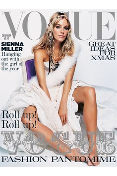Alexandra Shulman 20th Anniversary Favourite Vogue Covers (Vogue.com UK)