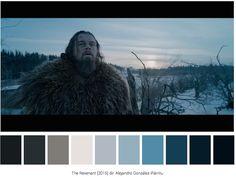 The Revenant (2015) dir. Alejandro González Iñárritu