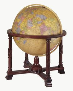 We also carry floor globes for every use