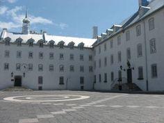 Ecole Seminaire de Quebec Louvre, Street, Building, Travel, Missing Home, Viajes, Buildings, Roads, Trips