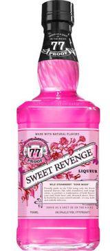 Sweet Revenge - wild strawberry sour mash