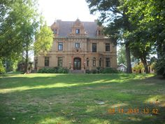 Compton Heights Mansion